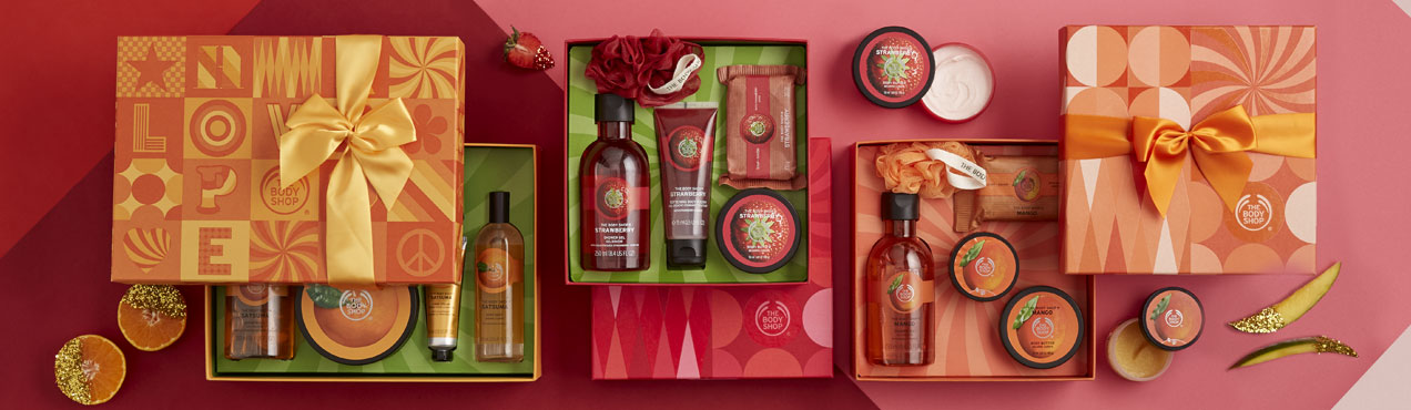 Bath & Body Gifts