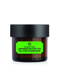 Japanese Matcha Tea Pollution Clearing Mask