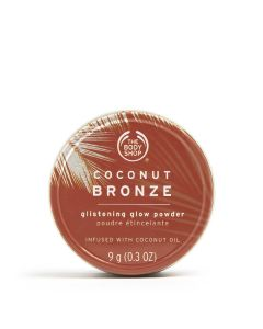 Coconut Bronze Glistening Glow Powder