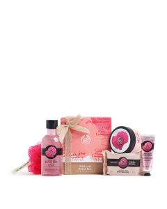 Petal-Soft British Rose Pampering Essentials 2020