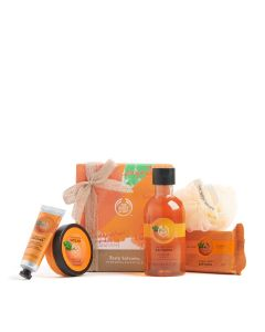 Zesty Satsuma Pampering Essentials  2020