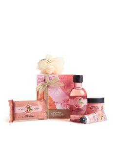 Refreshing Pink Grapefruit Pampering Essentials 2020