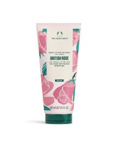 British Rose Lotion-to-Milk 200ml