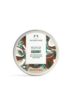 Coconut Body Butter NF