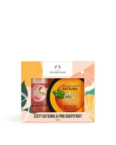 Zesty Satsuma & Pink Grapefruit Duo