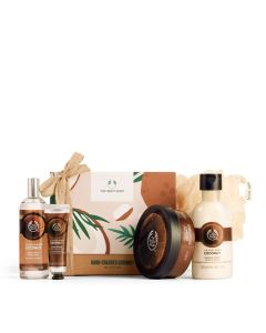 Hand-Cracked Coconut Big Gift Box AYR21