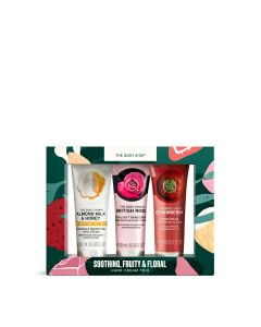Soothing, Fruity & Floral Hand Cream Trio AYR21