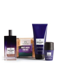 White Musk® For Men Fragrance Kit AYR21
