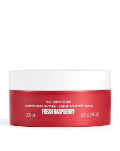 Fresh Raspberry Whipped Body Butter
