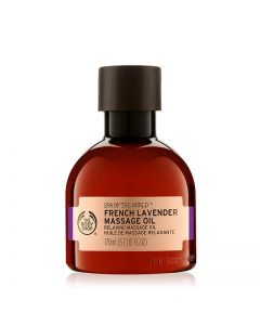 Spa Of The World™ French Lavender Massage Oil