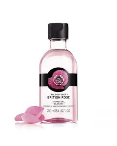 British Rose Shower Gel