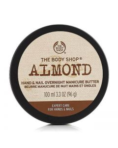 Almond Hand And Nail Butter