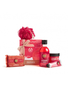 Juicy Strawberry Pampering Essentials 2020
