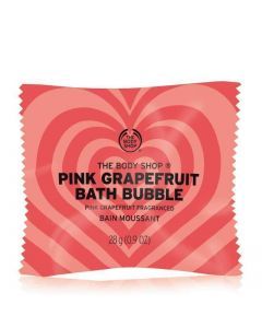 Pink Grapefruit Fragranced Bath Bubble