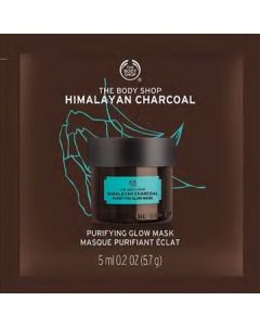 Himalayan Charcoal Purifying Glow Mask Packet