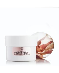 Drops Of Light Pure Healthy Brightening Day Cream