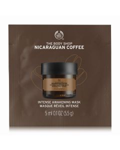 Nicaraguan Coffee Intense Awakening Mask Packet