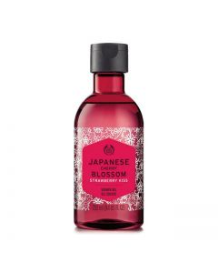 Japanese Cherry Blossom Strawberry Kiss Shower Gel
