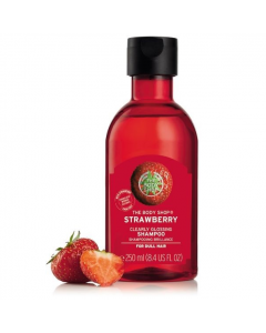 Strawberry Clearly Glossing Shampoo