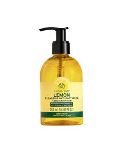 Lemon Cleansing Anti-Bacterial Hand Sanitiser