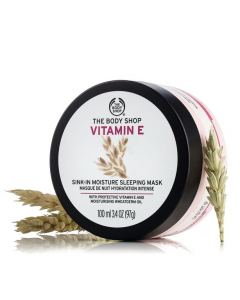 Vitamin E Sink In Moisture Sleeping Mask