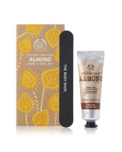 Tip-Top Condition Almond Hand & Nail Set