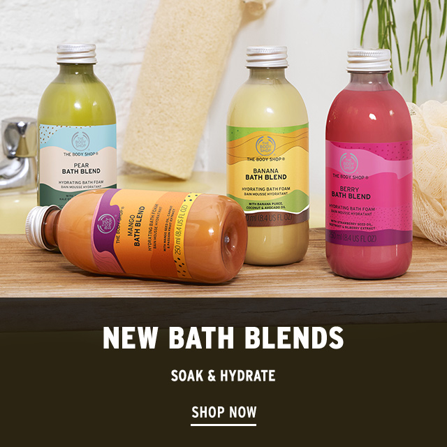 Bath Blends