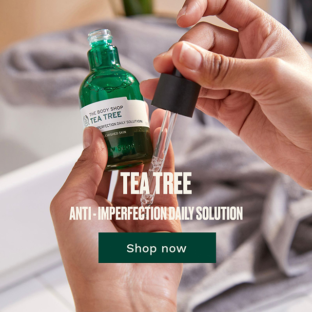 TEA TREE ANTI IMPERFECTION DAILY SOLUTION